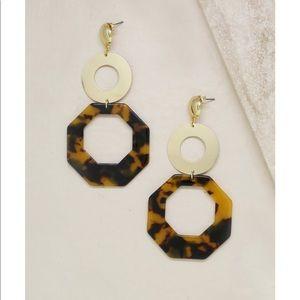 Ettika earrings